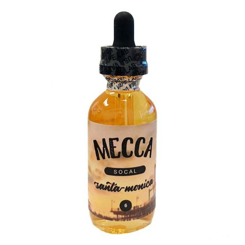 Mecca Socal Imported E-Juice (US) Mecca Socal - Santa Monica