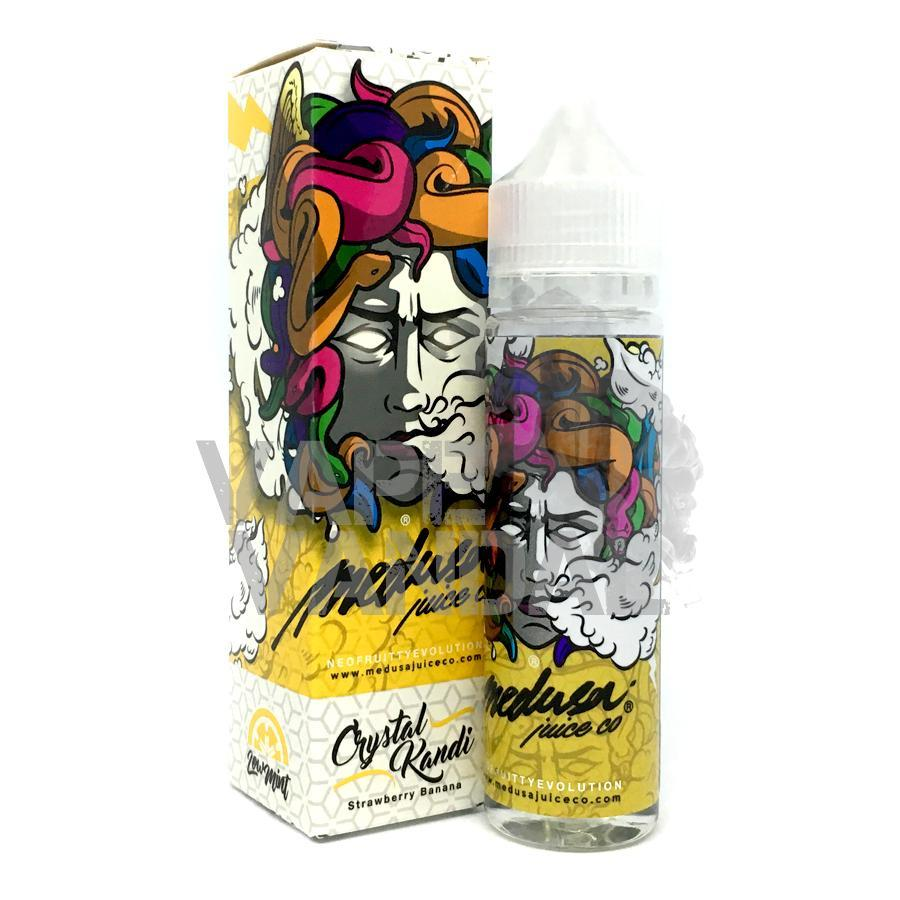 Medusa Local E-Juice 3mg Medusa - Crystal Kandi (Neo Fruity Series)