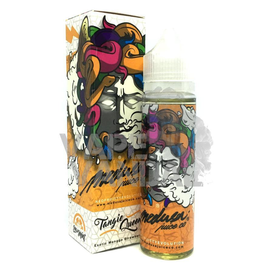 Medusa Local E-Juice 3mg Medusa - Tangie Queen (Neo Fruity Series)