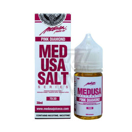 Medusa Local Salt Nicotine E-Juice 30mg Medusa - Pink Diamond Salt Nicotine