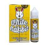 Medusa Local Salt Nicotine E-Juice 6mg Medusa - White Rabbit Vanilla Creamy Candy (Creamy)