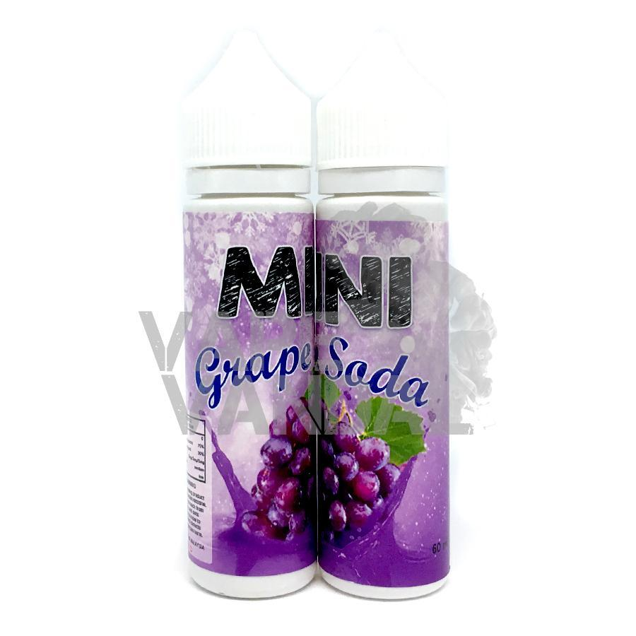 Mini Clearance 3mg / 30ml Mini - Grape Soda
