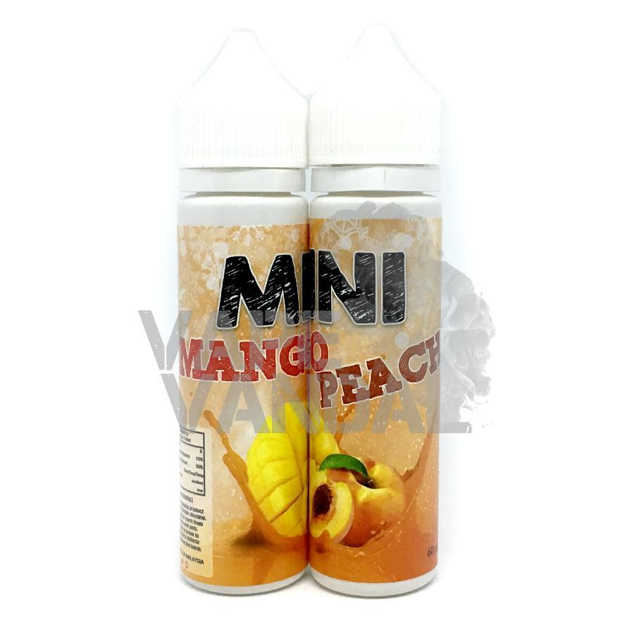 Mini Clearance 3mg / 30ml Mini - Mango Peach