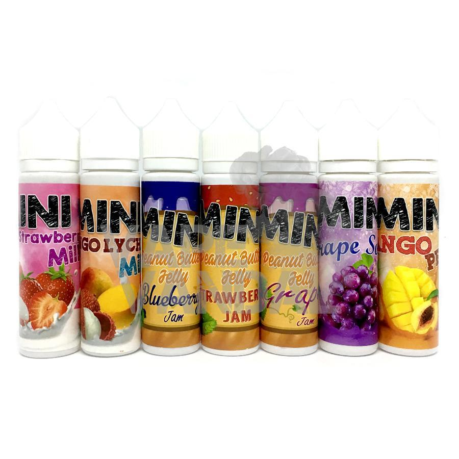 Mini Local E-Juice Mini - Sampler bundle