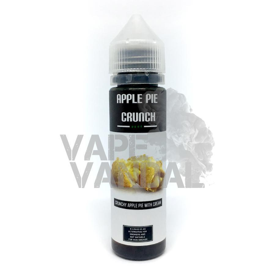 Ministry of Cream - Apple Pie Crunch - Vape Vandal - Malaysia's #1 vape e-juice store