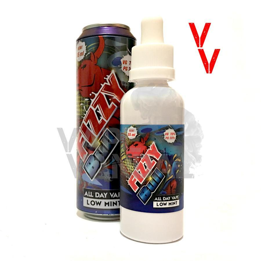 Mohawk & Co Local E-Juice 3mg Mohawk & Co - Fizzy Bull