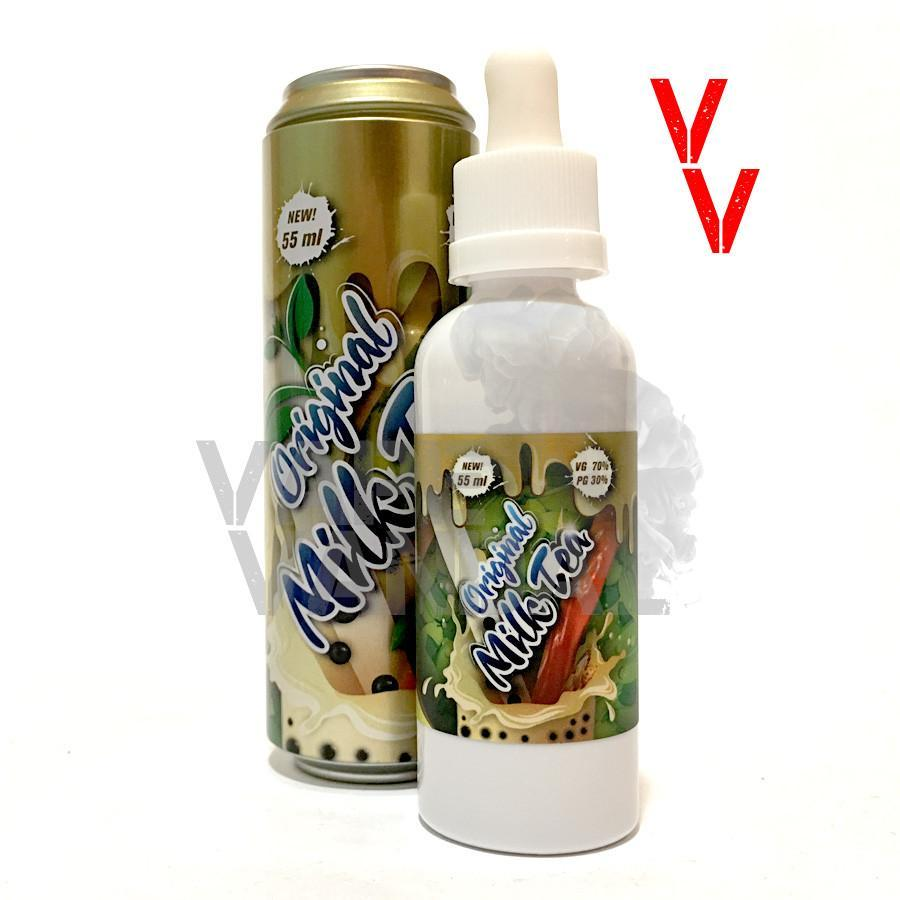 Mohawk & Co Local E-Juice 3mg Mohawk & Co - Original Milk Tea