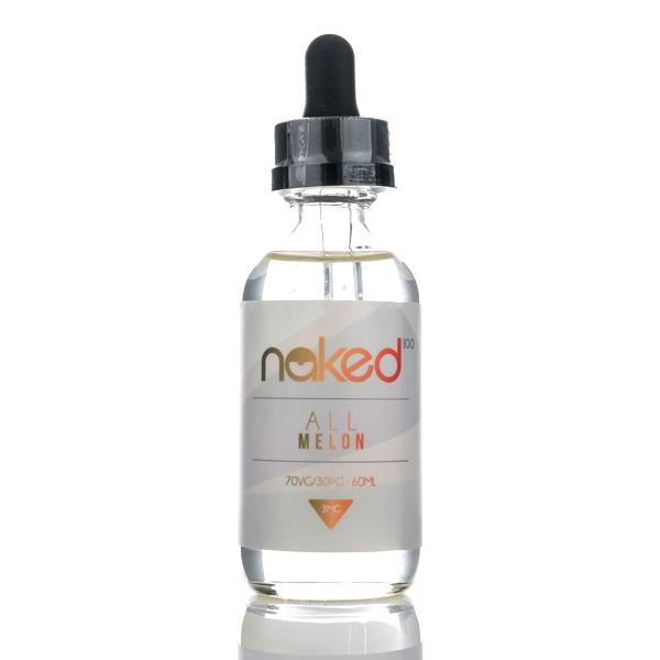 Naked 100 Imported E-Juice (US) 6mg Naked 100 (US) - All Melon