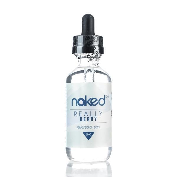 Naked 100 Imported E-Juice (US) 6mg Naked 100 (US) - Really Berry