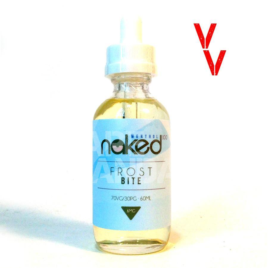Naked 100 Imported E-Juice (US) Naked 100 (US) - Frostbite