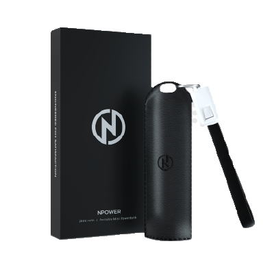 NCIG Closed Pod System Accessories Black NCIG3 - NPower