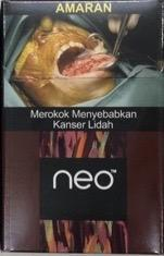 Neo Stick Glo Heat sticks Malaysia Neo Stick - Roasted (glo)