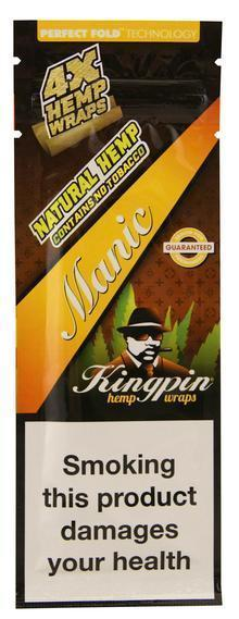 OCB MJ Accessories 1 Booklet Kingpin - Blunt Hemp Wrap