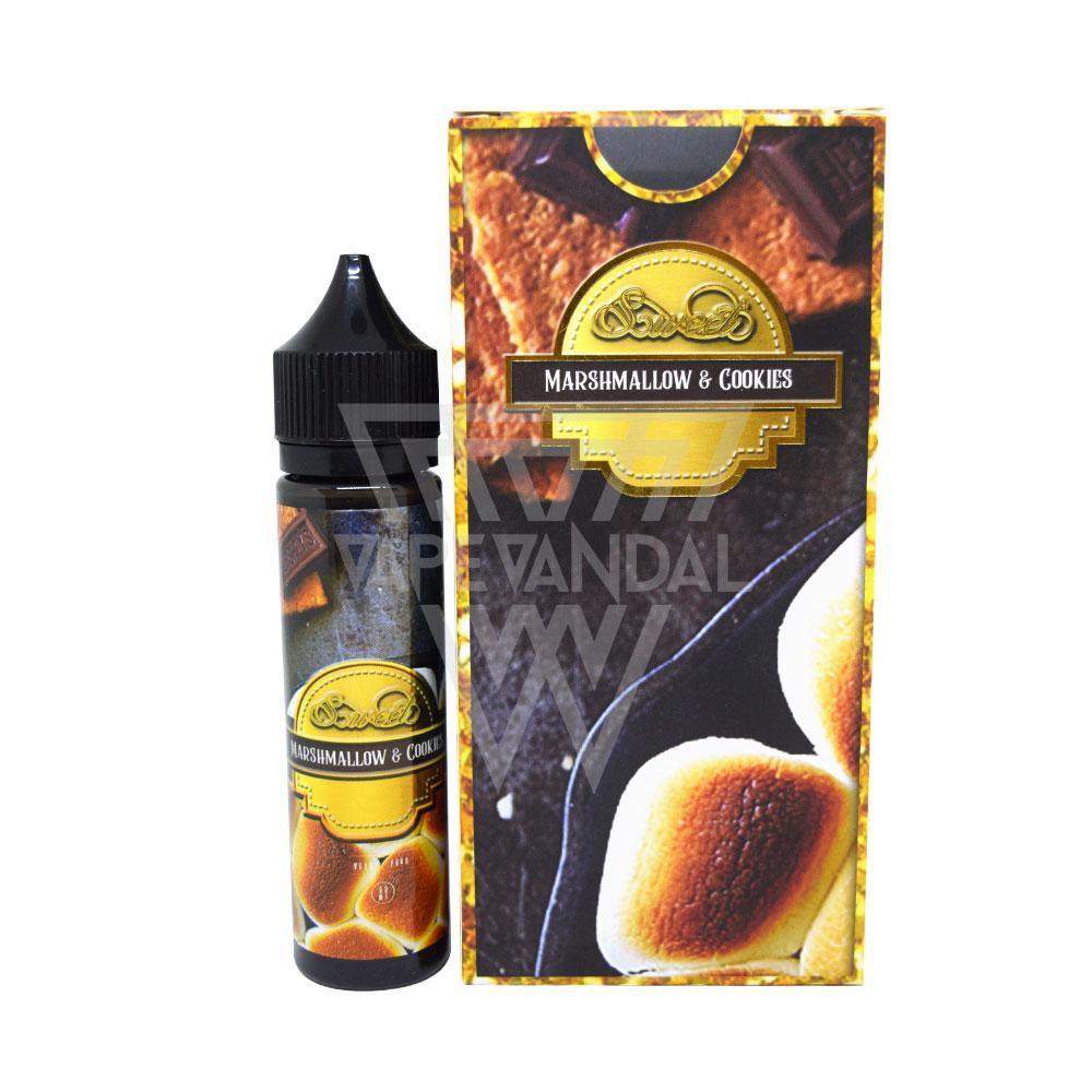 Project ICE Local E-Juice 6mg Sweet - Marshmallow & Cookies