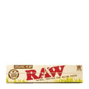 RAW MJ Accessories 1 Booklet RAW - Organic King Size Slim Paper