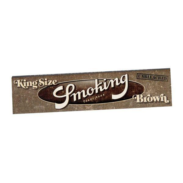 RAW MJ Accessories 1 Booklet Smoking - Brown Unbleached King Size
