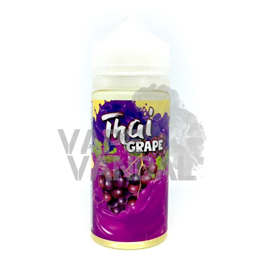 Red Velvet, The Local E-Juice 3mg Red Velved, The - Thai Grape 100ml