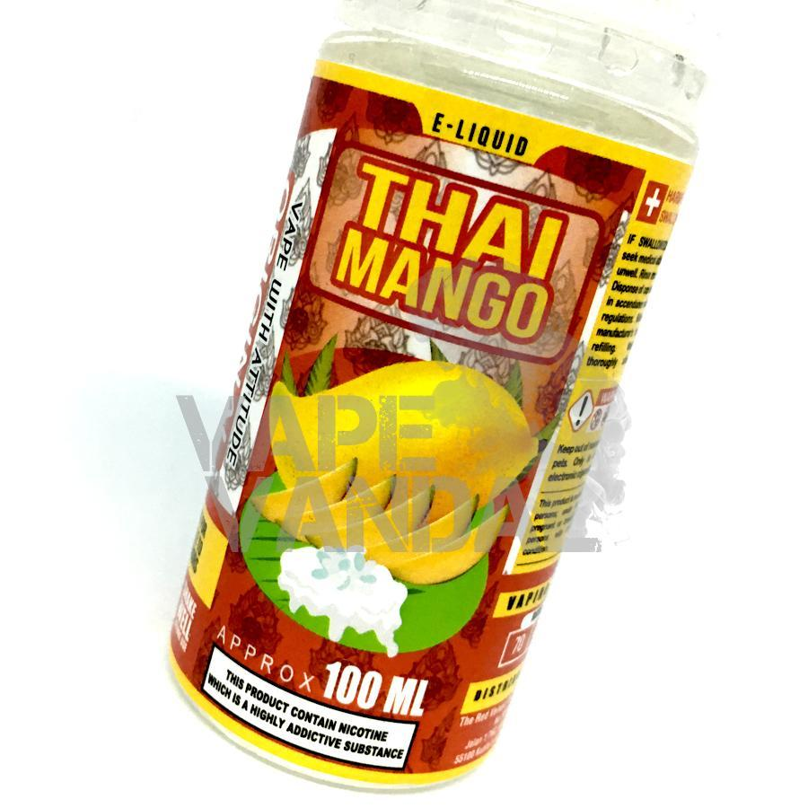 Red Velved, The - Thai Mango 100ml