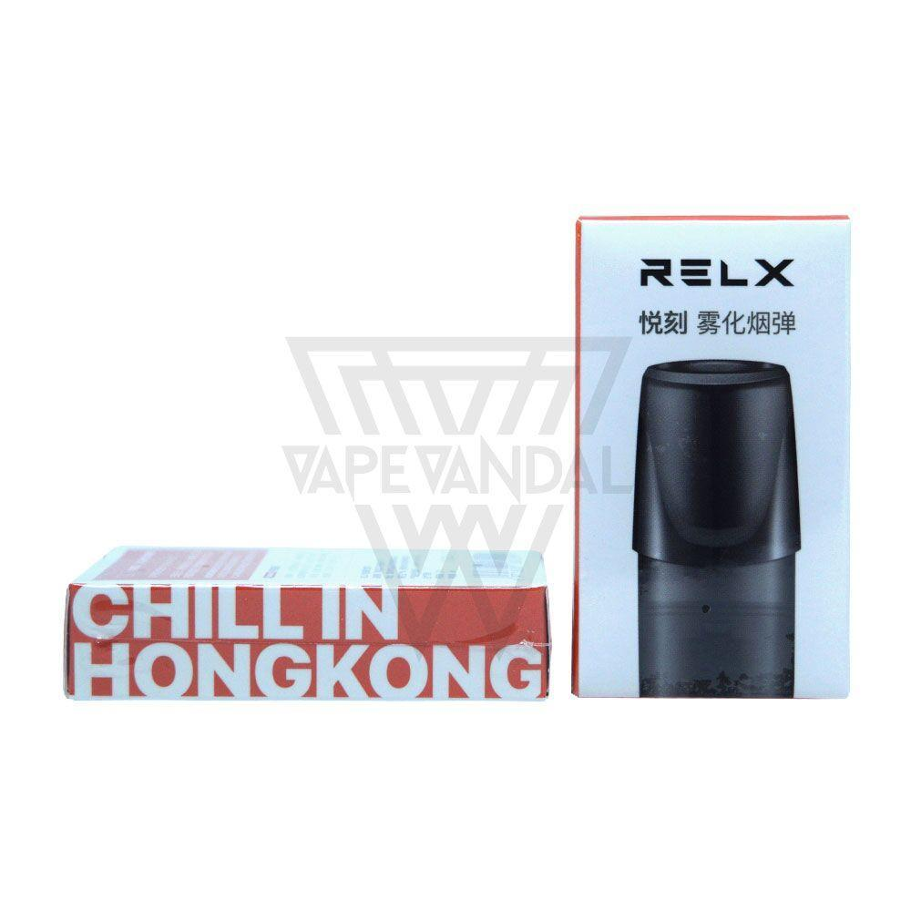 RELX - Single Flavours POD Cartridge - Vape Vandal - Malaysia's #1 vape e-juice store