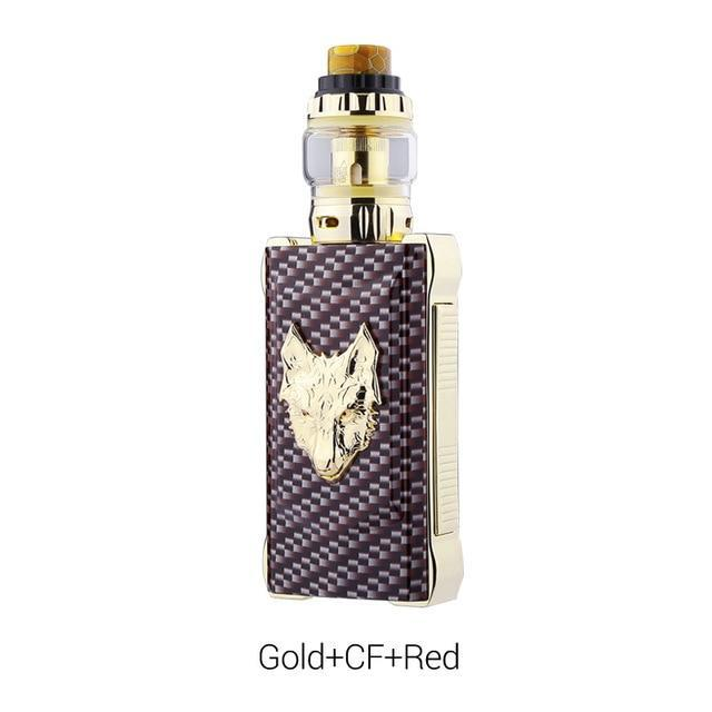 Sigelei Mod Gold cf red / China Sigelei - Snowwolf MFENG 200W (FREE SHIPPING)