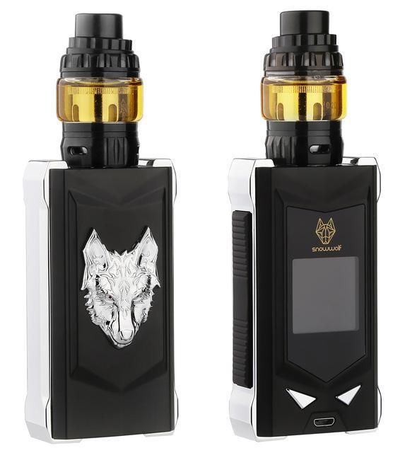 Sigelei Mod Silver and black / China Sigelei - Snowwolf MFENG 200W (FREE SHIPPING)