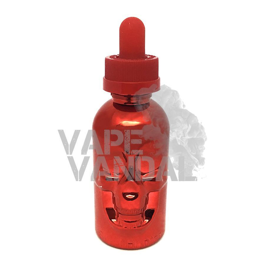 Skull Hunter - Strawberry Pineapple (Red) - Vape Vandal - Malaysia's #1 vape e-juice store
