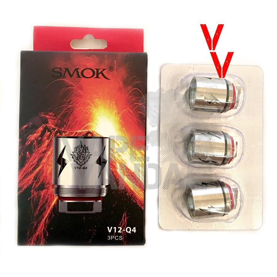 Smok Accessories SMOK - V12-Q4 OCC Replacement