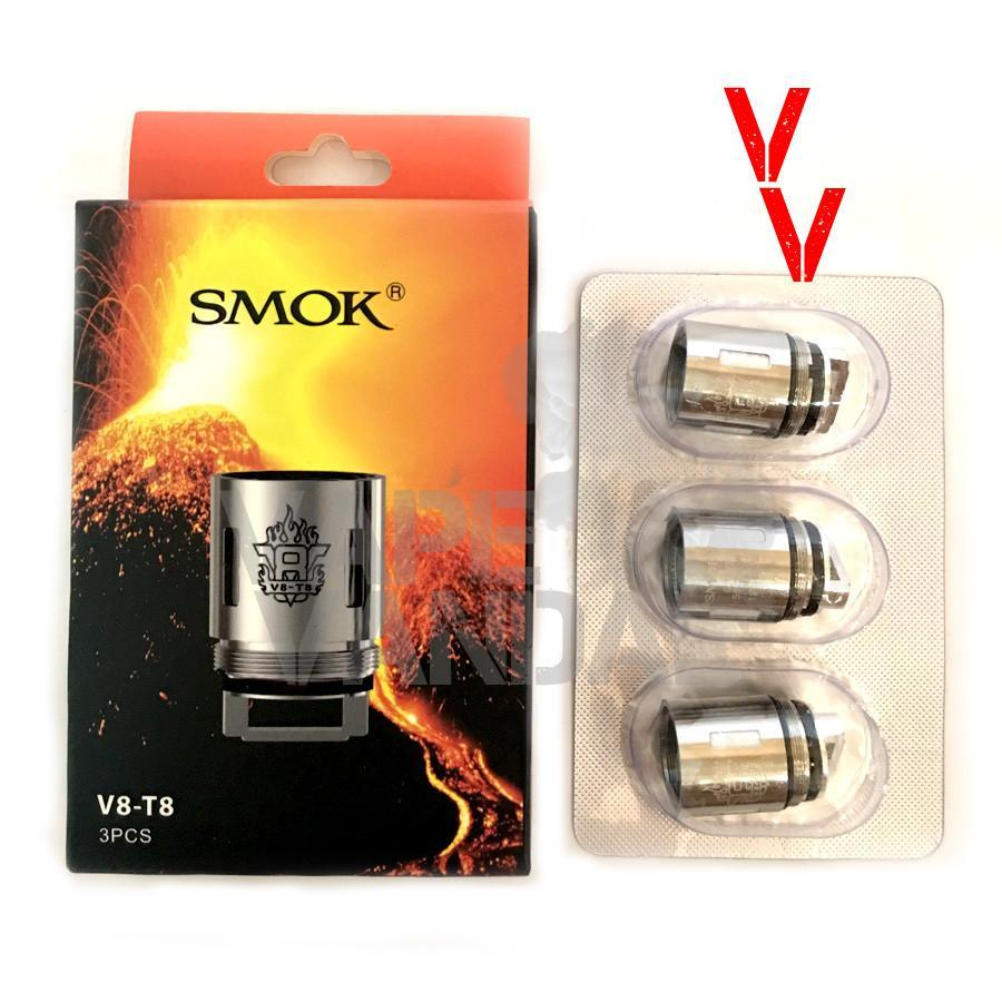 Smok Accessories SMOK - V8-T8 OCC Replacement