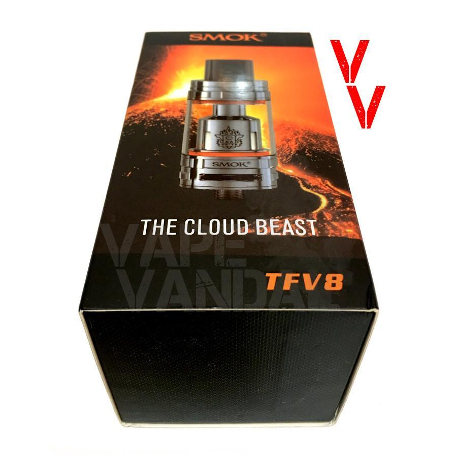 Smok Tank Stainless steel Smok - TFV8 The Cloud Beast