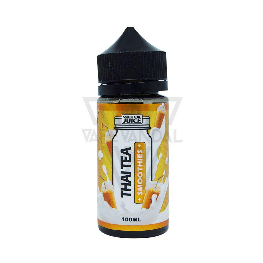 Smoothie Juice Local E-Juice 3mg Smoothie Juice - Thai Tea Smoothies