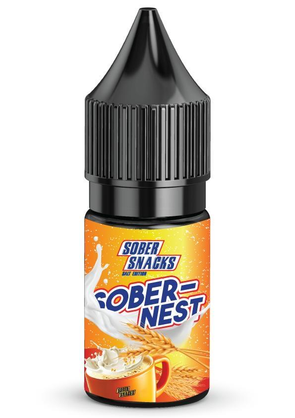 Sober Snacks Local Salt Nicotine E-Juice Sober Snacks - Sober-Nest Salt Nicotine