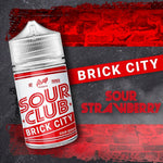 Sour Club Local E-Juice 3mg Sour Club - Brick City by ASAP Juice