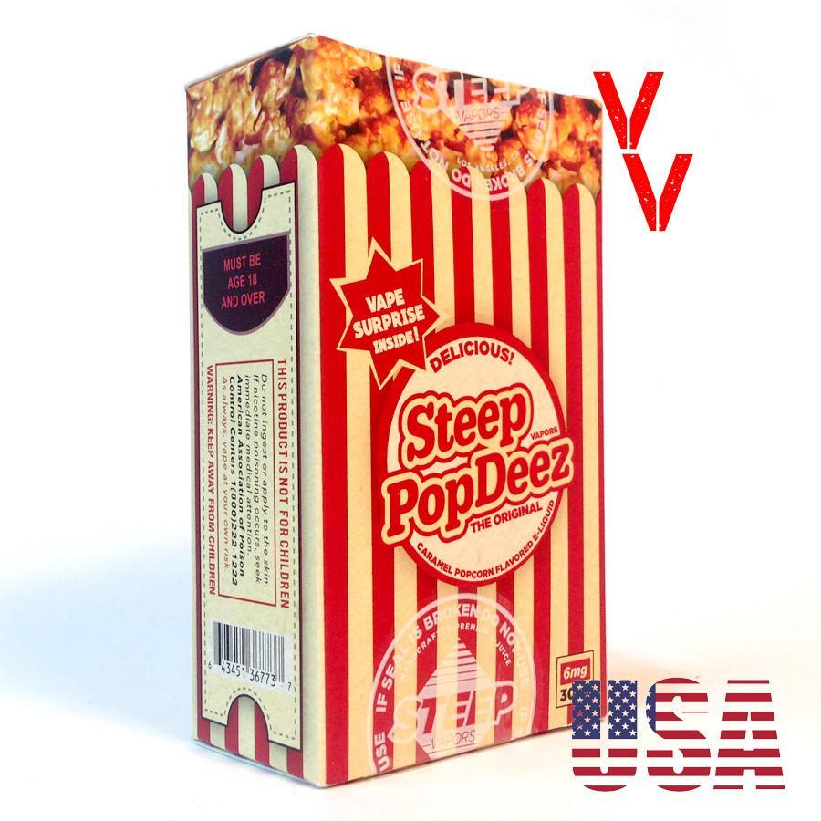 Steep Vapors (US) - Pop Deez with Vape Surprise - Vape Vandal - Malaysia's #1 vape e-juice store