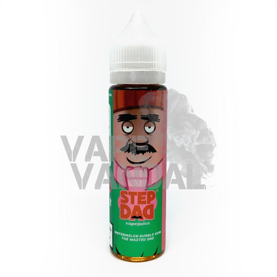 Step Dad - The Wasted Dad (Watermelon Bubblegum) - Vape Vandal - Malaysia's #1 vape e-juice store
