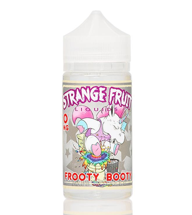 Strange Fruit Imported E-Juice (US) 6mg Strange Fruit - Frooty Booty