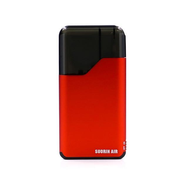 Suorin Pod red / only air kit Suorin - Air Starter Kit (FREE SHIPPING)