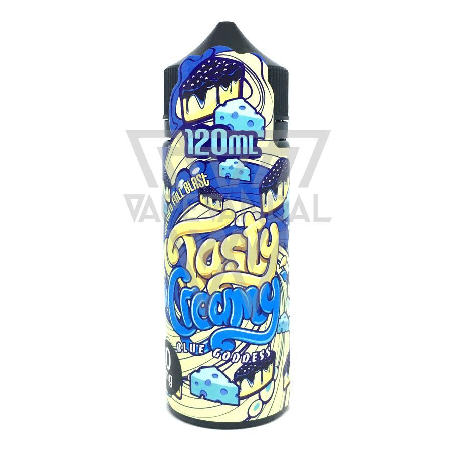 Tasty Local E-Juice 0mg Tasty Creamy - Blue Goddess