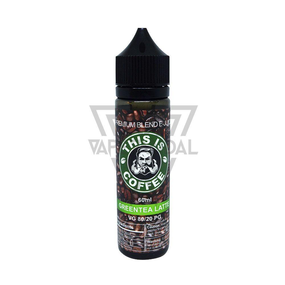 This Is Coffee - Greentea Latte - Vape Vandal - Malaysia's #1 vape e-juice store