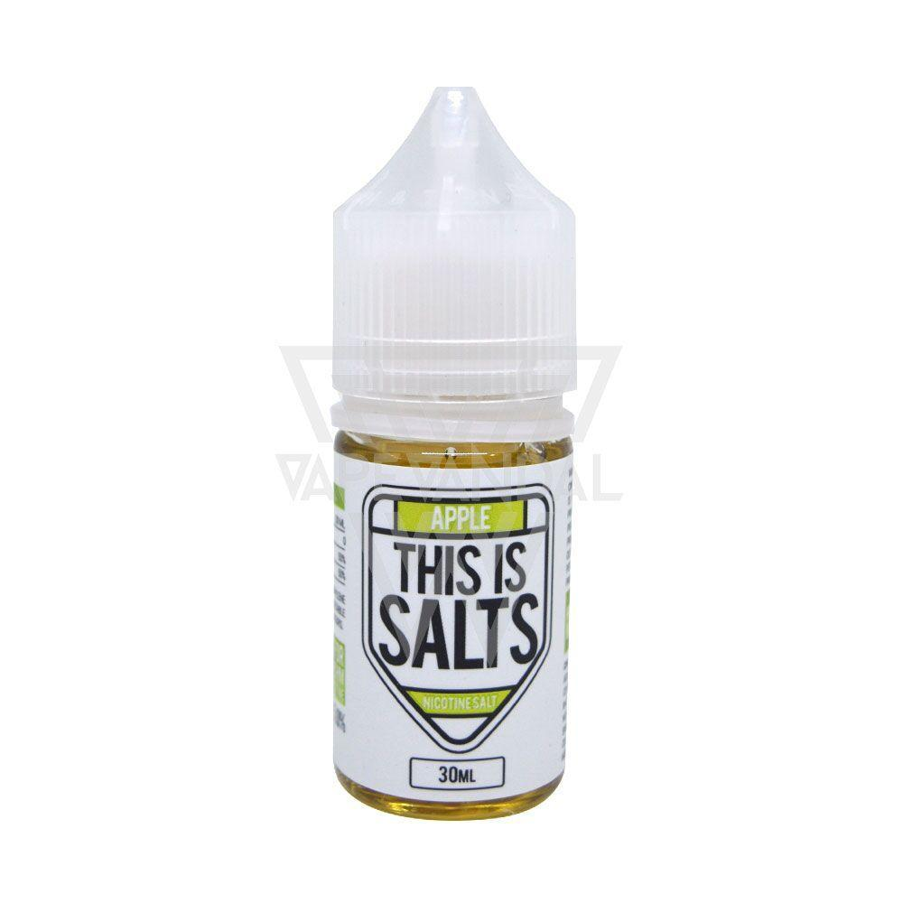 This Is Salts Local Salt Nicotine E-Juice This Is Salts - Apple Salt Nicotine