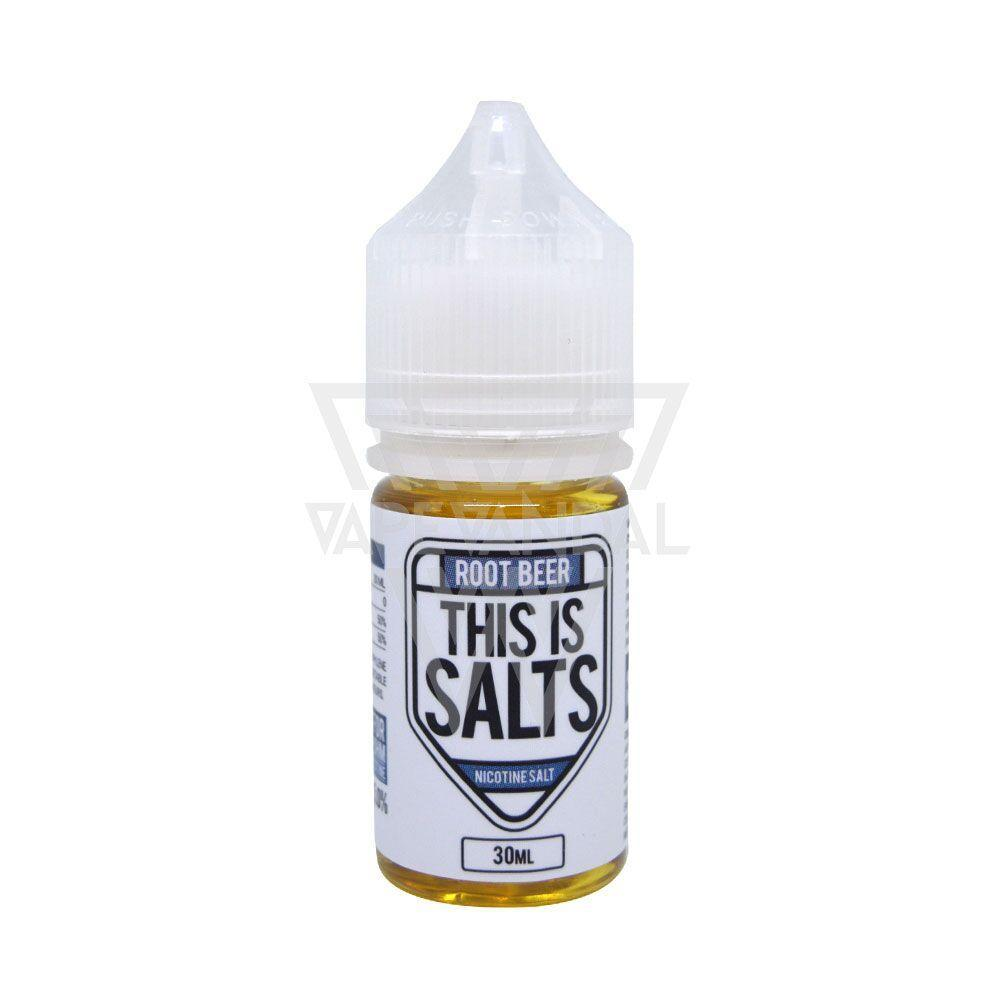 This Is Salts - Root Beer Salt Nicotine - Vape Vandal - Malaysia's #1 vape e-juice store
