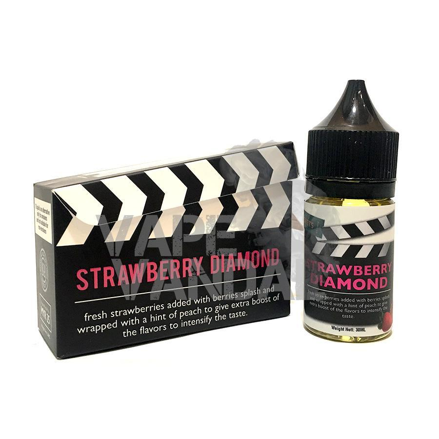 Tickets - Strawberry Diamond - Vape Vandal - Malaysia's #1 vape e-juice store