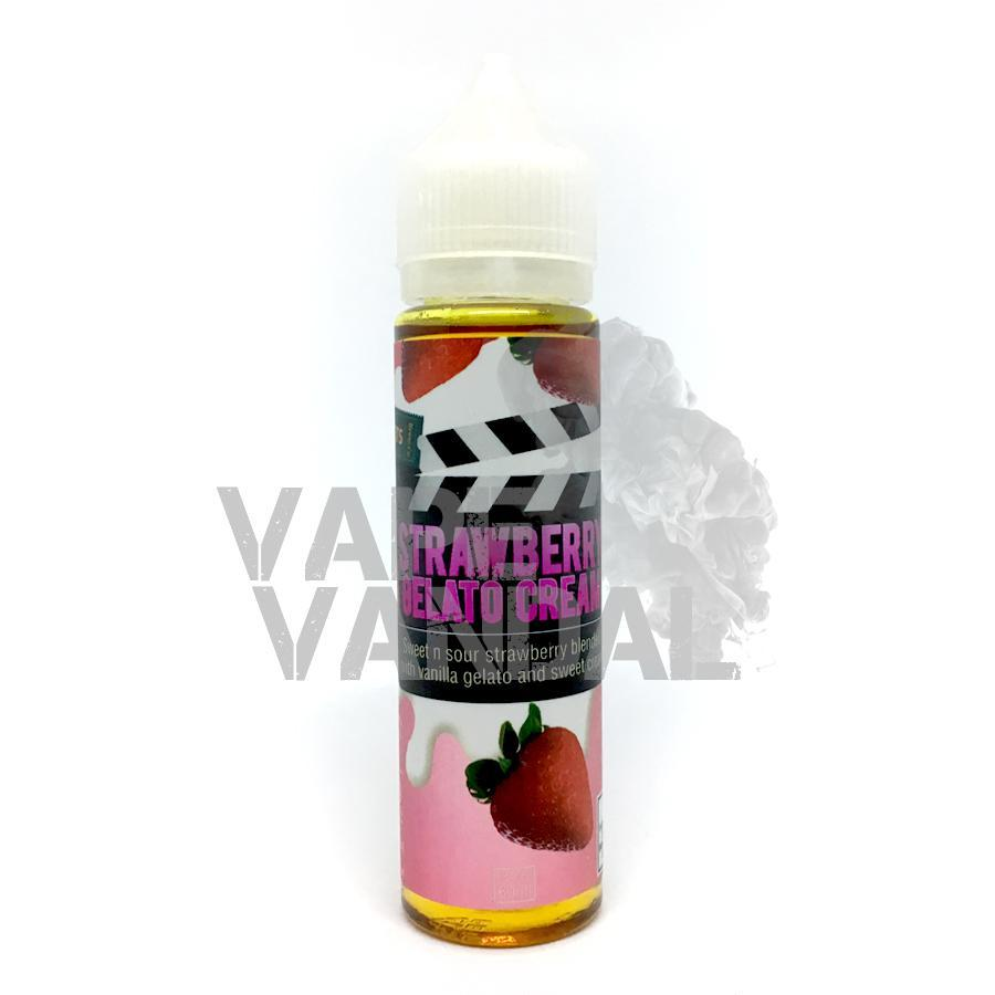 Tickets - Strawberry Gelato Cream - Vape Vandal - Malaysia's #1 vape e-juice store