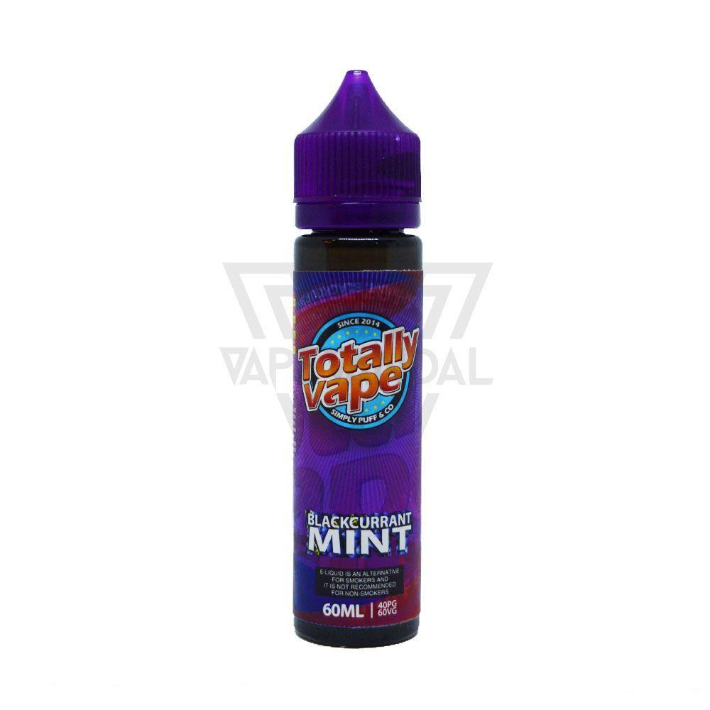 Totally Vape - Blackcurrant Mint - Vape Vandal - Malaysia's #1 vape e-juice store