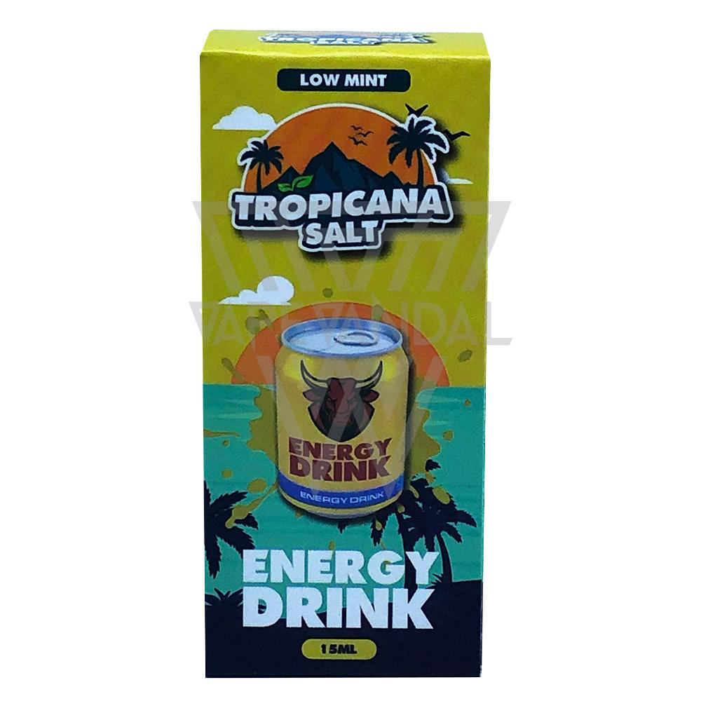 Tropicana Salt Local Salt Nicotine E-Juice Tropicana Salt - Energy Drink Salt Nicotine