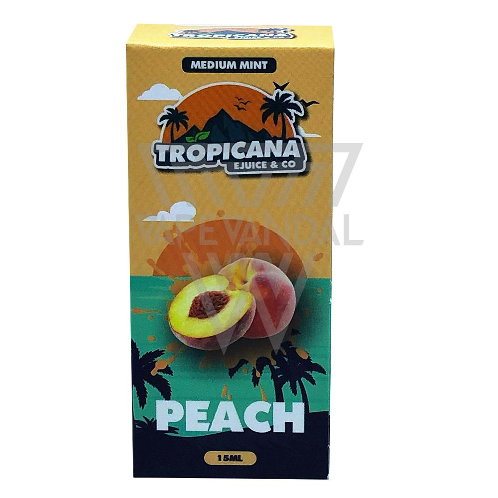 Tropicana Salt Local Salt Nicotine E-Juice Tropicana Salt - Peach Salt Nicotine