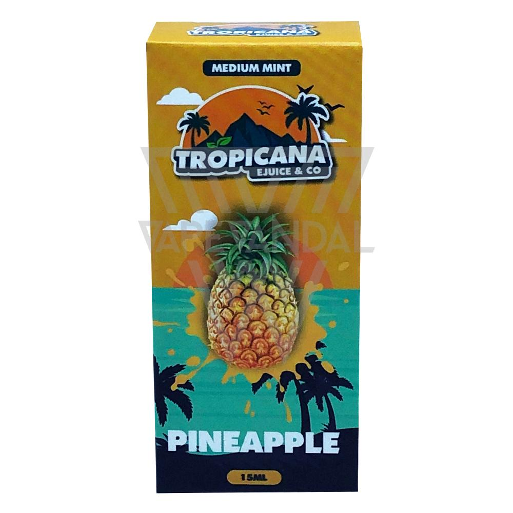 Tropicana Salt Local Salt Nicotine E-Juice Tropicana Salt - Pineapple Salt Nicotine