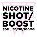Uncle Hassan Local Salt Nicotine E-Juice 35mg Vape Vandal - Nicotine Shoot / Boost