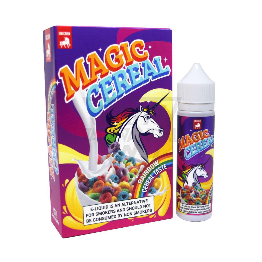 Unicorn Local E-Juice 3mg Unicorn - Magic Cereal