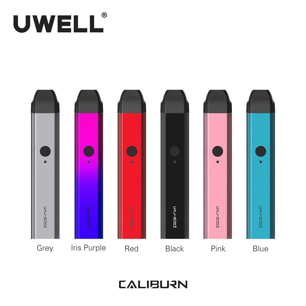 Uwell Pod Black / Standard edition Uwell - Caliburn Pod Starter Kit (FREE SHIPPING)