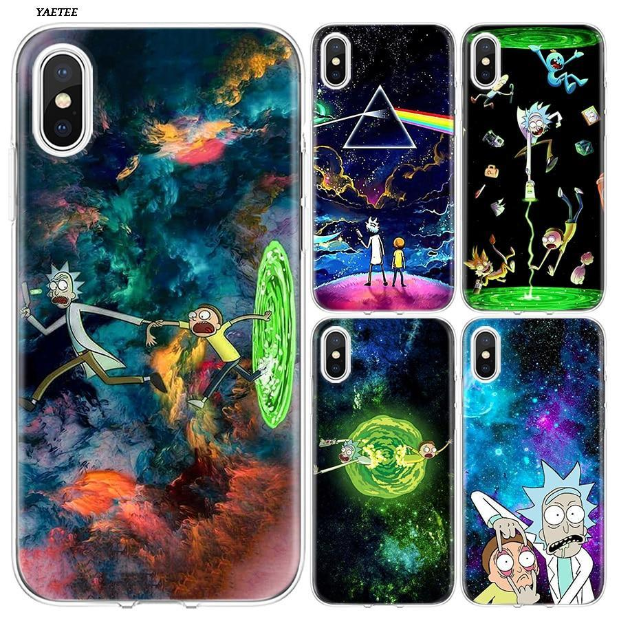 best service 19575 8c63f Curated by VV - Rick And Morty Phone Case Series 2 (For iPhone) (FREE  SHIPPING)